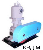 Emergency air compressor KBD-M